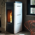 RAVELLI - Athena V 12.6 Kw With Brazier Self-cleaning