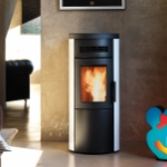 RAVELLI - Dual 7.2 Kw 7 Ventilated With Natural Convection Self-cleaning With Brazier