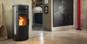 Dual 9 9.0 Kw Ventilated With Natural Convection Self-cleaning With Brazier